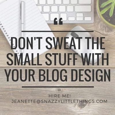 Need help with your blog?