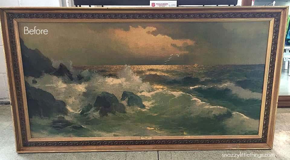 Turner Art BEFORE