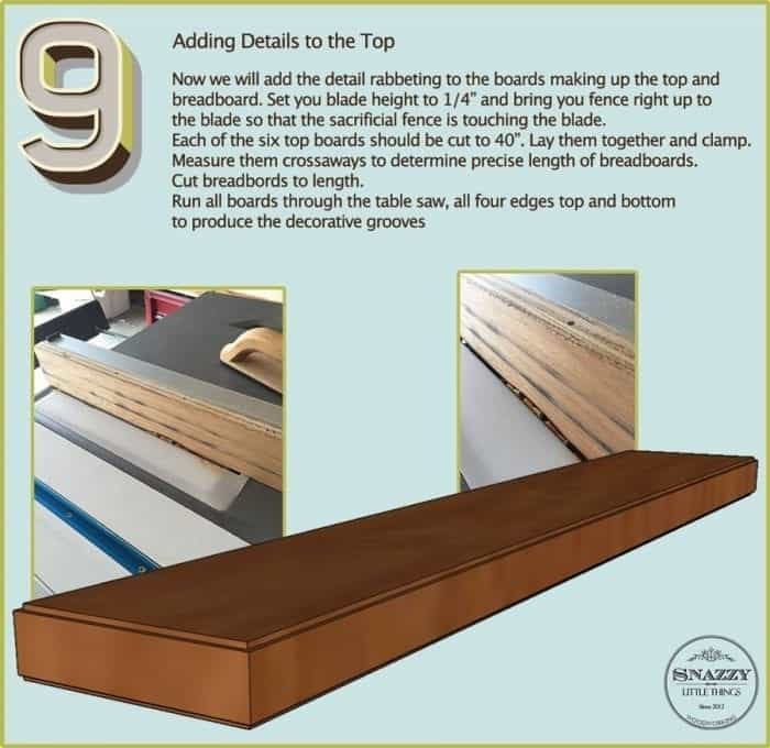 Coffee Table Free Plans Page 11