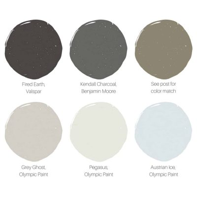 Interior Paint Swatches Feature Image