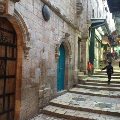 My trip to Jerusalem