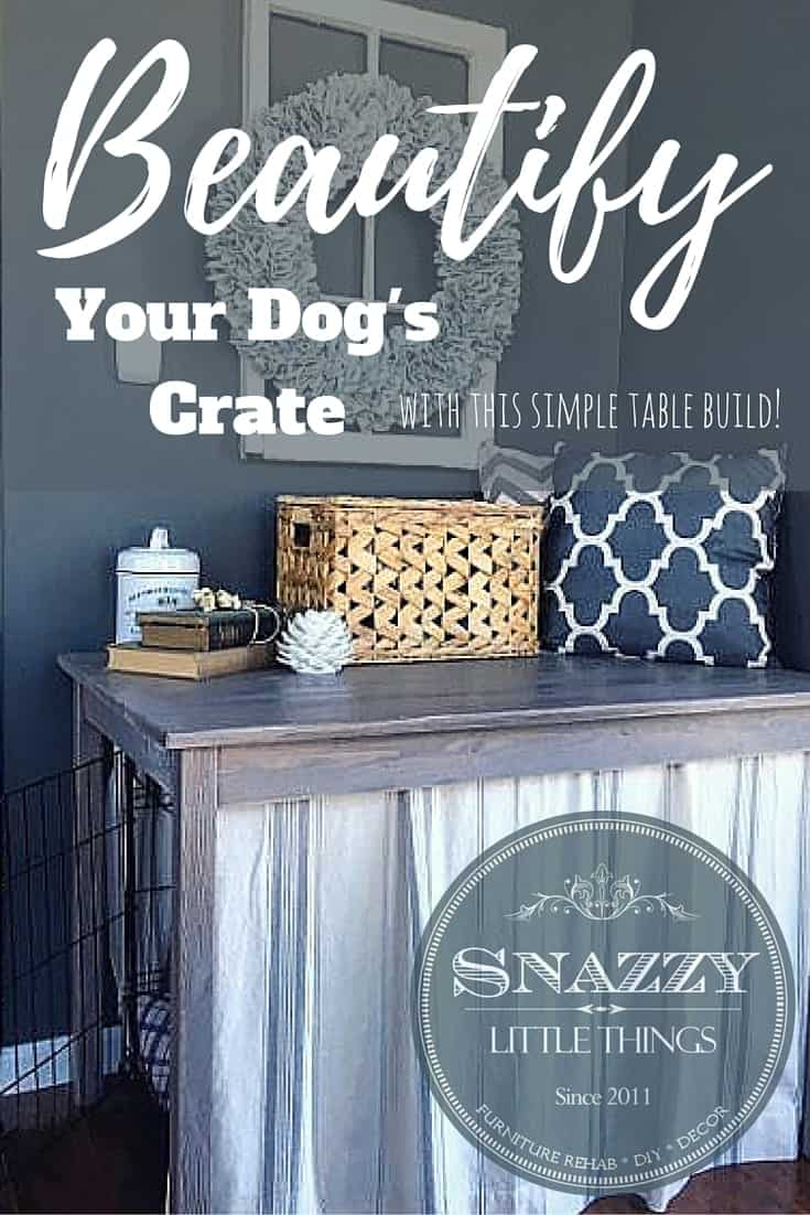 Beautify your Dog's Kennel