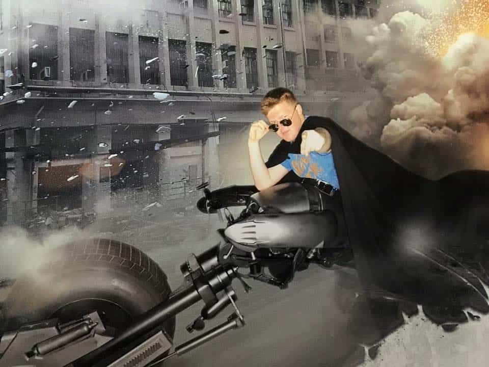 Green Screen Experience at Warner Bros